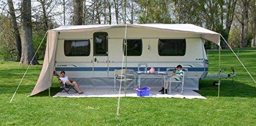 Herzog Sunshine 700 Variabella Wohnwagen Sonnendach Sonnenvordach Sonnensegel Sonnenschutzdach