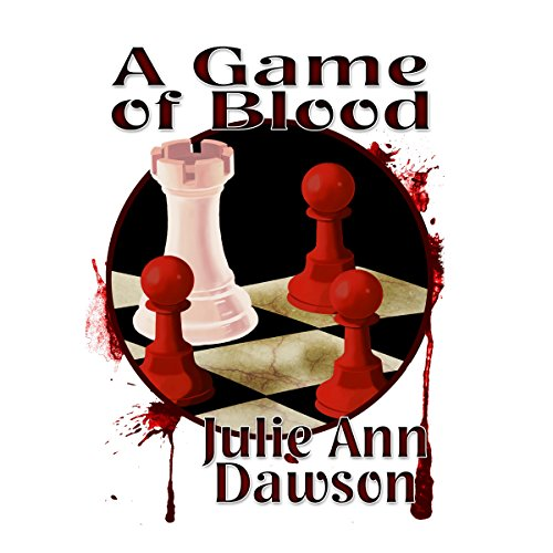 A Game of Blood audiobook cover art