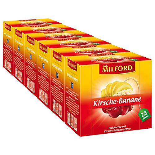 Milford Kirsche-Banane 6er Pack