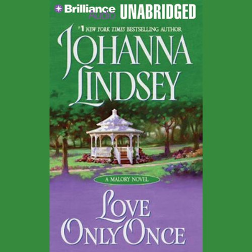 Love Only Once audiobook cover art