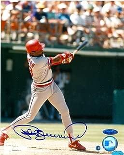 Signed Pedro Guerrero Photo - 8x10 - Autographed MLB Photos