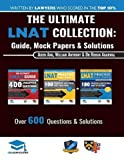 Image of The Ultimate LNAT Collection: 3 Books In One, 600 Practice Questions & Solutions, Includes 4 Mock Papers, Detailed Essay Plans, 2019 Edition, Law National Aptitude Test, UniAdmissions