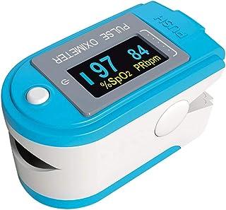 Bluetooth Pulse Oximeter, Gravity Sensor/Two-color Screen Display/Multi-parameter Measurement/Fingertip Pulse Meter, Pulse...