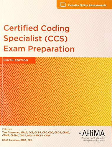 Certified Coding Specialist(CSS) Exam Preparation