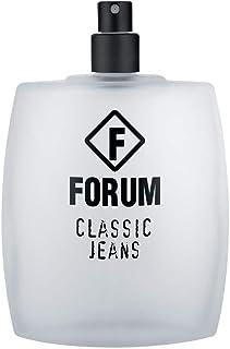 Deo Colônia Classic Jeans, Forum, Grande/100 Ml
