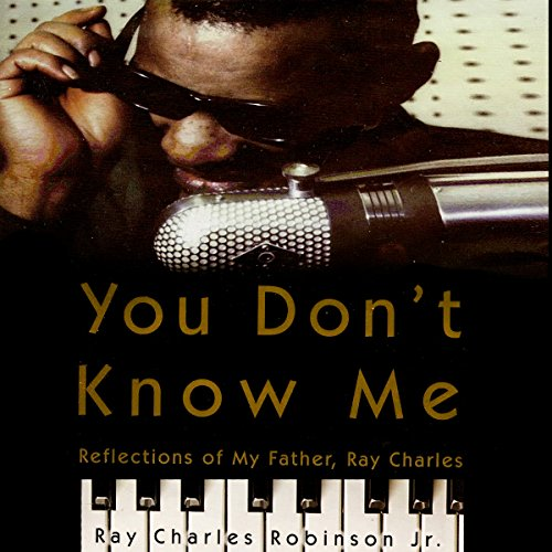 You Don't Know Me audiobook cover art
