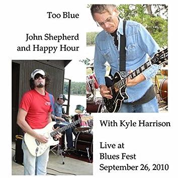 Too Blue (Live)