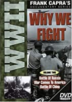 Why We Fight - Series 1 volume 2