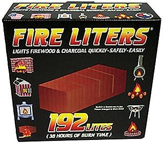 Fire Liters ファイヤーログリットル 192個パック