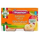 Plasmon Omogeneizzato - Mela Banana 24x104g