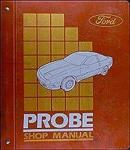 1989 Ford Probe Repair Shop Manual Original
