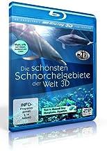 Die schönsten Schnorchelgebiete der Welt (Real 3D + 3D anaglyph inkl. 2 Brillen + 2D-Version) [SBS-3D Blu-ray] [Alemania] [Blu-ray]