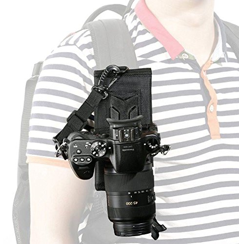 Movo Photo MB200 Universal-Rucksack Buddy-Kamerahalterungssystem