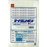 福助 ナイロンポリ新Lタイプ No.2 0707521 1袋(100枚)
