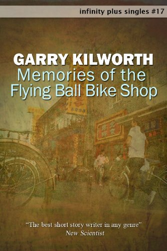 Memories of the Flying Ball Bike Shop (infinity plus singles Book 17) (English Edition)