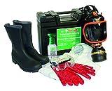 Gefahrgutkoffer 73 SN-VM Schutzausrüstung GGVSE/ADR 430x335x163mm