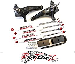 RTZ - Compatible with Ford Ranger Pickup Full 01-13 Lift Kit 4