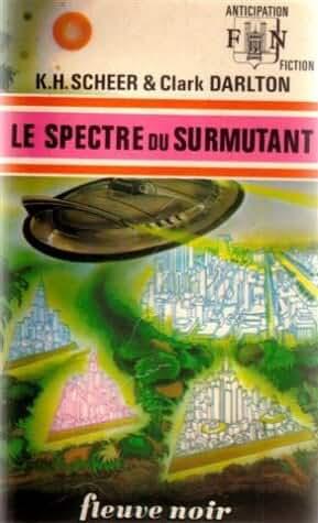 Le spectre du surmutant Perry Rhodan-24