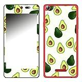 Disagu SF-106693_1121 Design Folie für Wiko Selfy 4G - Motiv Avocados Muster