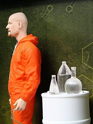 Breaking Bad - Disfraz, talla única (MEZ70001) 3