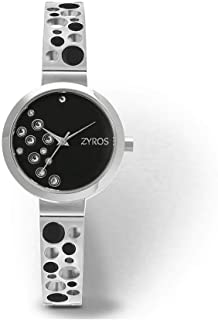 Zyros Casual Watch For Women Analog Metal -ZY571L111102K