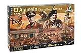 Italeri 61811: 72WWII: El Alamein Battle Railway St., Vehículo