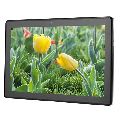 Dilwe 1280x800 WIFI 10 Inch Tablet, PS 8 Core 32GB ROM 2GB RAM 3G/4G Universal Tablet, 5000 mAh Android 9.0 Portable 5 Point Capacitive Multi-touch Tablet, Multifunctional Phone Tablet(UK)