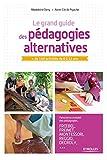 Le grand guide des pédagogies alternatives - + de 140 activités de 0 à 12 ans