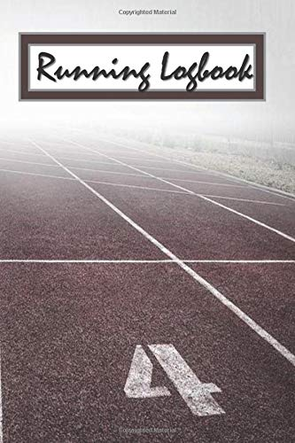 Running Logbook: A Daily Running Training Guide