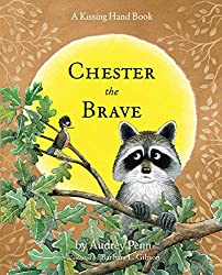 Chester the Brave - picture book about being brave