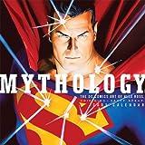 Mythology: The DC Comics Arts of Alex Ross: 2005 Wall Calendar
