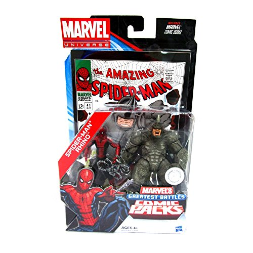comic packs marvel - 6