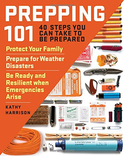 40 Steps You Can Take to Be Prepared: Protect Your Family