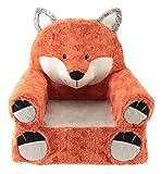 Animal Adventure | Sweet Seats | Fox Children's Plush Chair