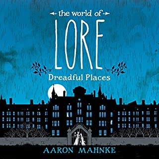 The World of Lore: Dreadful Places cover art