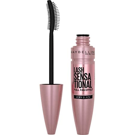 Amazon.com : Maybelline Lash Sensational Washable Mascara, Very
