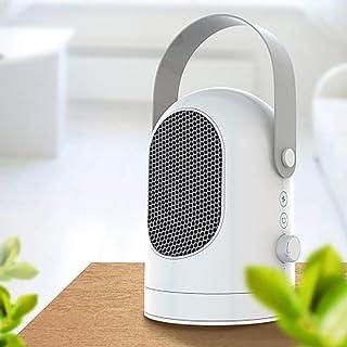 Silence Calentador Calentador portátil personal Radiador eléctrico MINI Permanente Mini calentador del ventilador, escritorio del acondicionador de aire, por Ministerio del Interior habitación dormito