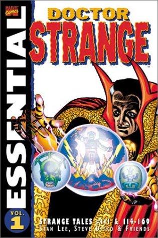 Essential Dr. Strange