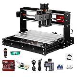 500mW CNC 3018 Pro GRBL-Steuerung DIY Mini-CNC-Maschine 3-Achsen-Leiterplattenfräsmaschine...