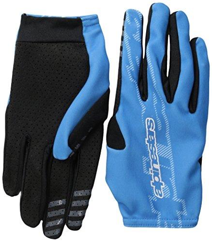 Alpinestars Guantes F-Lite para Hombre, Color Azul Brillante, Mediano
