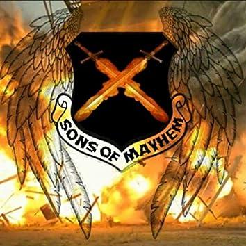 Sons Of Mayhem - EP