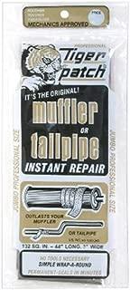 Tiger Patch Muffler & Tailpipe Wrap, 2