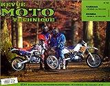 E.T.A.I - Revue Moto Technique 101 - YAMAHA WR 250 - 93/96/- HONDA XR600R - 88/96