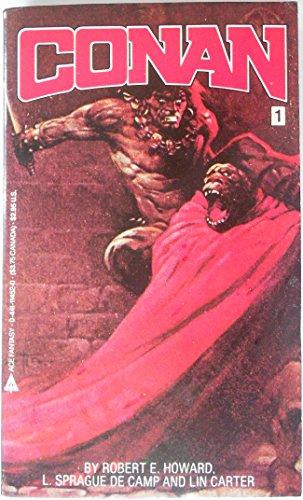 Conan 01 0441114520 Book Cover