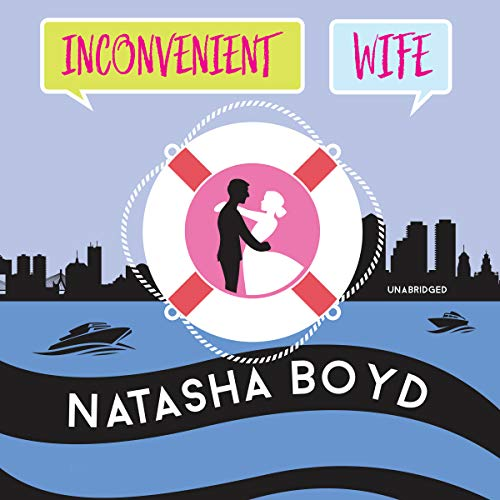 Inconvenient Wife audiobook cover art