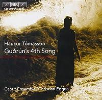 ハウクル・トーマソン:グードルーの第4歌