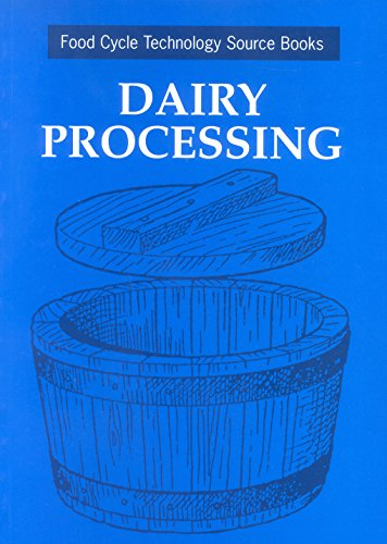 Dairy Processing: Food Cycle Technology Sourcebook