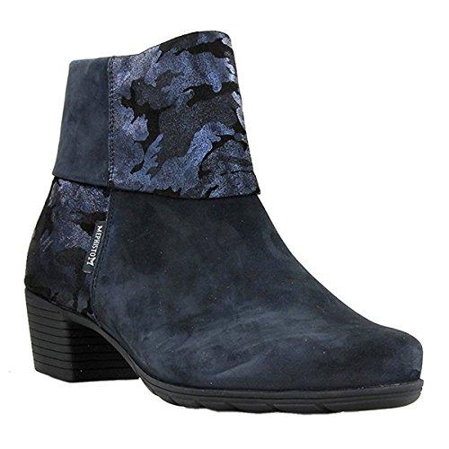 MEPHISTO IRIS - Bottines / Boots - BLUE - Femme - T. 36.5