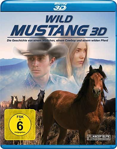 Wild Mustang [3D Blu-ray]