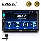 Dulcet DC-9911T 240W Universal Fit Double Din 7 inch Full HD Capacitive Touch
